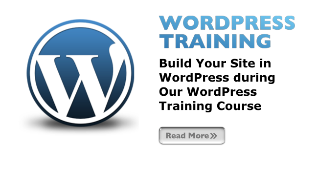 WordPress Training for Beginners . It's easy to learn. A WordPress Pro will show you how.